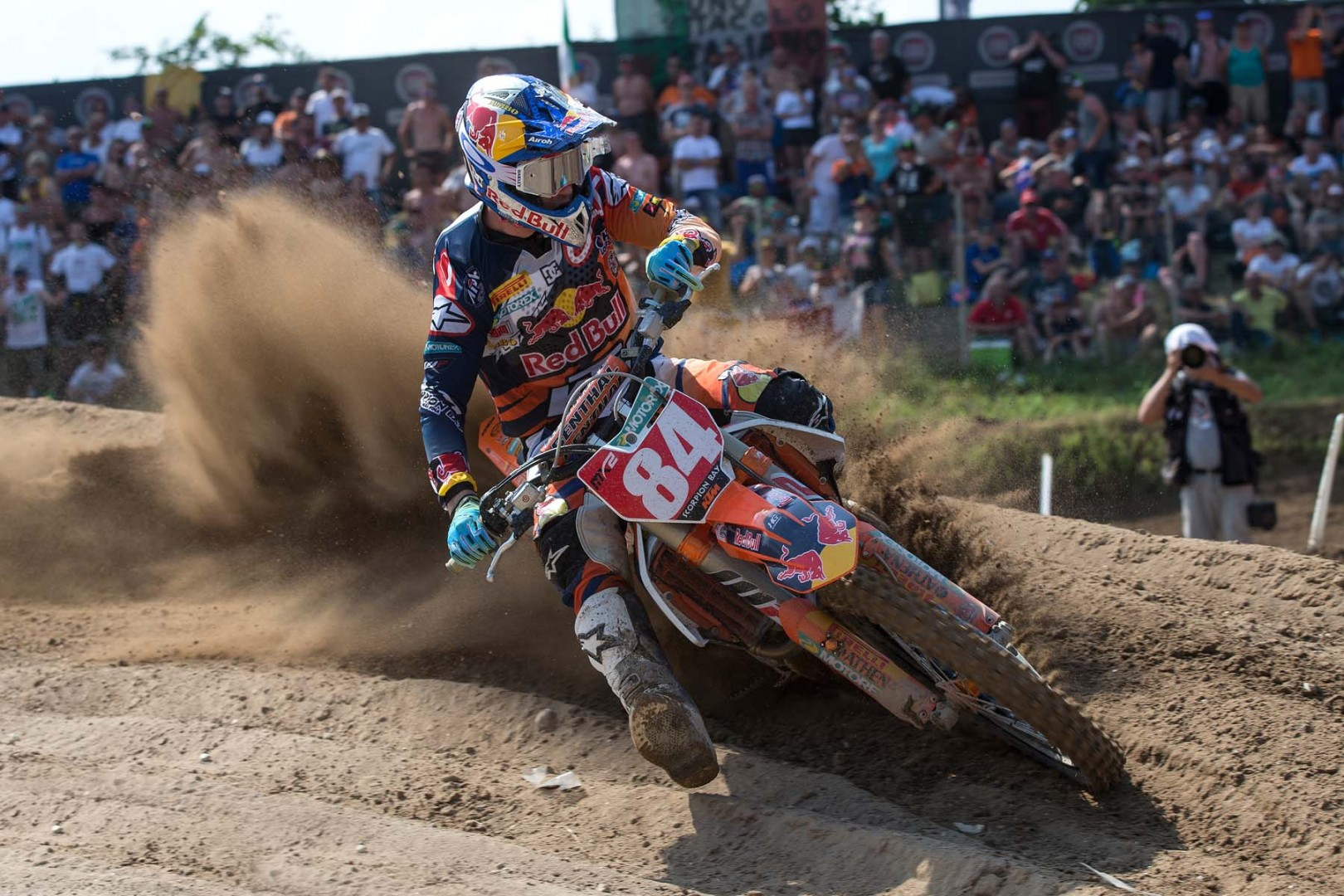 Red Bull Racing >> Home - Jeffrey Herlings #84