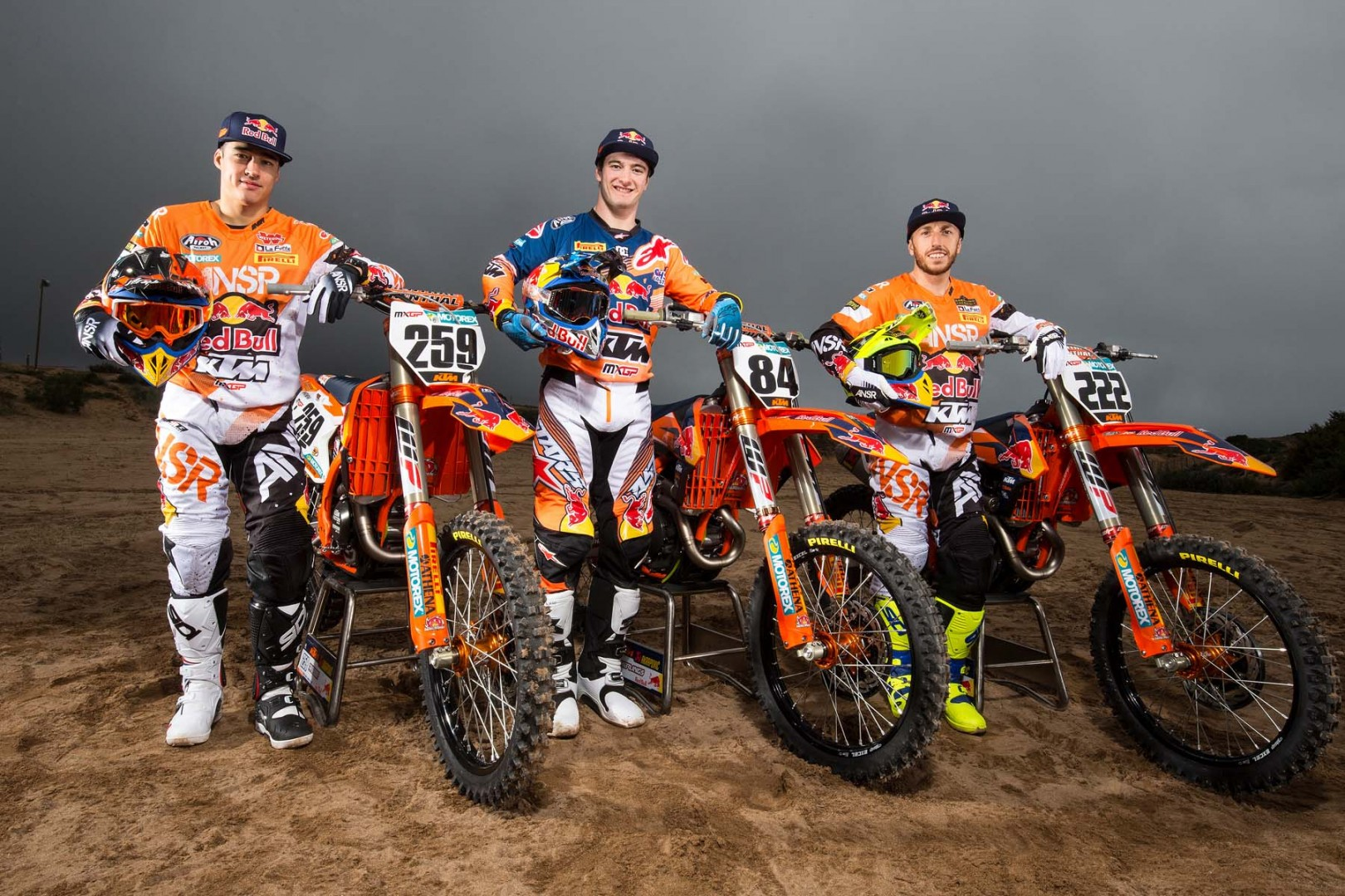 Ktm Factory Riders
