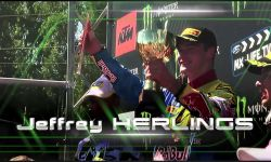 Jeffrey Herlings - MX2 World Champion 2013 - FIM Motocross World Championship