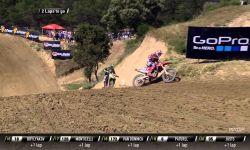 Jeffrey Herlings vs Max Anstie MXGP of Spain 2015 - motocross
