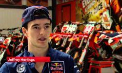 Bovenbeen blessure: Interview Jeffrey Herlings