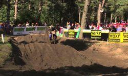 MXGP of Benelux 2013 - Jeffrey Herlings & Glenn Coldenhoff Fight - Lierop - Motocross