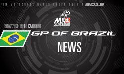 MXGP of Brazil 2013 - News Highlights - Motocross