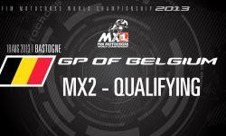 MXGP of Belgium 2013 - MX2 Qualifying Highlights - Motocross