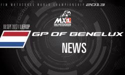 MXGP of Benelux 2013 - NEWS - Lierop - Motocross