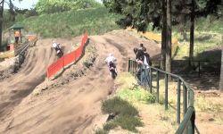 ONK Motorcross in Heerde 2011: Eerste manche MX2