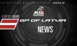 MXGP of Latvia 2013 - NEWS - Motocross