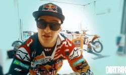 Quick chat with Jeffrey Herlings in Qatar