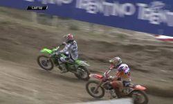 Dylan Ferrandis & Jeffrey Herlings final battle MXGP of Trentino MX2 Race 1 - motocross 2016