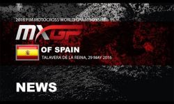 MXGP of Spain Race Highlights 2016 - motocross