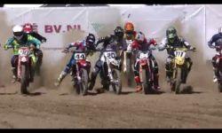 Jeffrey Herlings dominates the international race in Rhenen