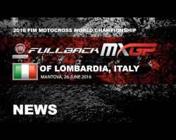 Race Highlights FULLBACK MXGP of Lombardia-Italy 2016