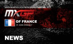 MXGP of France Race Highlights 2016 - motocross