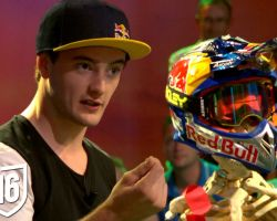 Motorcross talent Jeffrey Herlings op weg naar MXGP