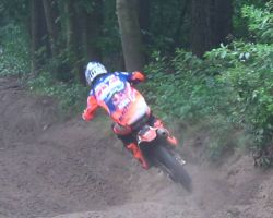Jeffrey Herlings in Deurne