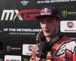 MXGP of The Netherlands Race Highlights 2016 - motocross