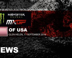 Monster Energy MXGP of The USA Race Highlights 2016 - motocross