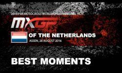 MXGP Best Moments MXGP of The Netherlands - Assen - motocross
