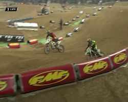 Herlings, Osborne & Tixier battle Monster Energy SMX Riders' Cup Race 2 VELTINS-Arena 2016