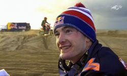 Jeffrey Herlings wint Red Bull Knock Out strandrace op Scheveningen