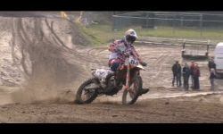 Jeffrey Herlings Testing Track For Round 1 Of The Dutch Masters
