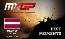 MXGP of Latvia 2017 MXGP Best Moments MXGP #motocross