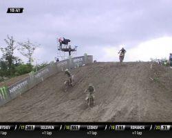 Jeffrey Herlings passes Antonio Cairoli_MXGP of Russia