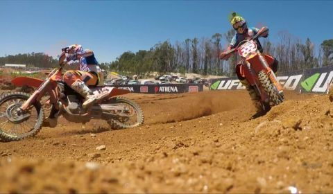 Herlings passes Cairoli MXGP of Portugal 2017
