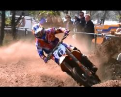 Jeffrey Herlings And Team Netherlands Preparing For MXDN 2017