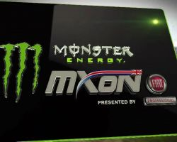 Herlings passes Febvre - Monster Energy FIM MXoN Presented by Fiat Professional