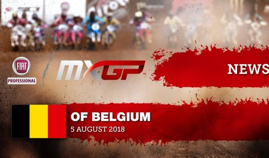 NEWS HIGHLIGHTS - Fiat Professional MXGP of Belgium 2018 #motocross