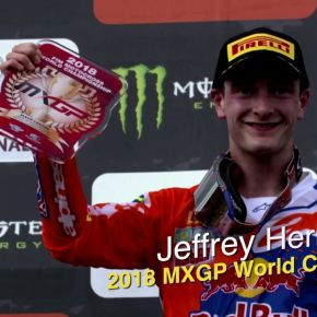 Jeffrey HERLINGS - 2018 MXGP World Champion #motocross