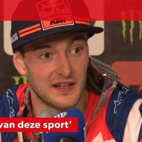 Wereldkampioen MXGP Herlings: 'Deze sport verdient meer aandacht'