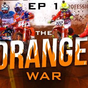 THE ORANGE WAR - Jeffrey Herlings vs. Antonio Cairoli (2018) Episode 1