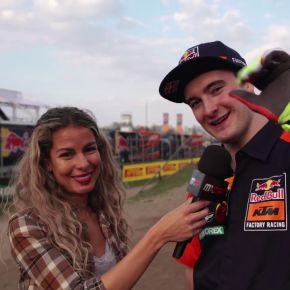 Jeffrey 'The Bullet' Herlings Interview - MXGP of The Netherlands 2019