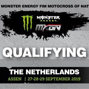 Qualifying Highlights - Monster Energy FIM MXoN 2019