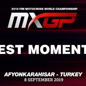 Best Moments MXGP Qualifying   MXGP of Turkey 2019   #motocross