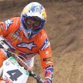 Jeffrey Herlings - Sand practice MXON Assen