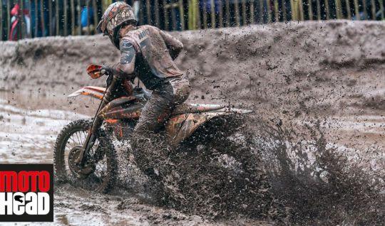 Hawkstone Park International 2020: Jeffrey Herlings debuts with a win in the mudfest!